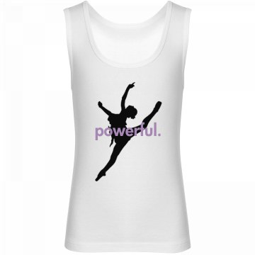 Powerful Ballerina