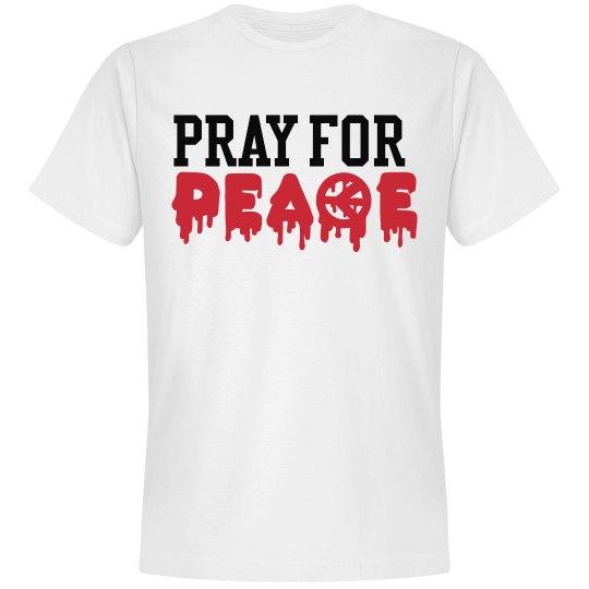 Pray for Peace Tee