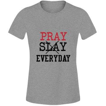 Pray Over Slay
