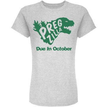 Pregzilla Is Due