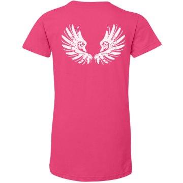 Pretty Angel Wings