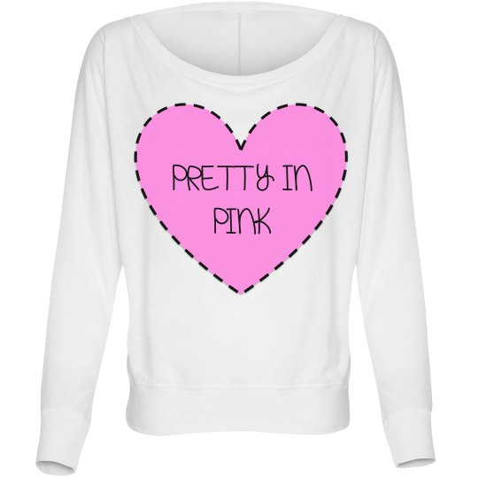 Pretty in Pink Shirt
