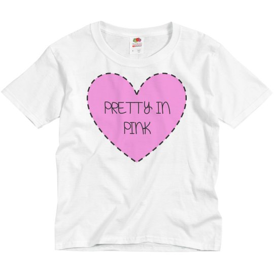 Pretty in Pink Tee: KIDS