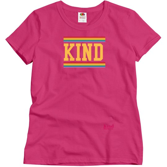 Pride in all that is Kind