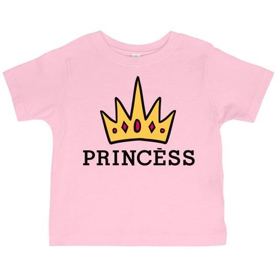 Princess Peplum Tee