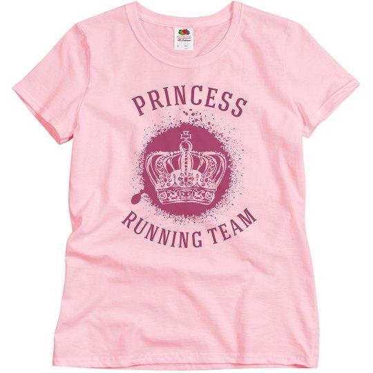 Princess Running Team