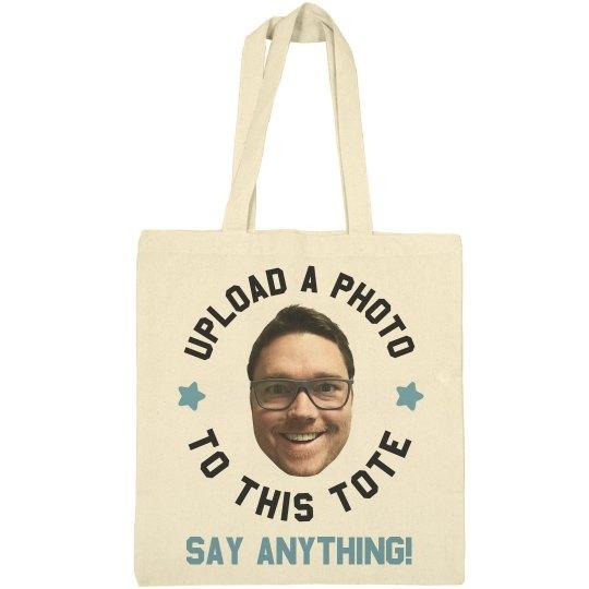 Print a Photo on a Custom Tote Bag