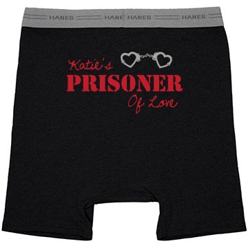 Prisoner of Love on Valentine's