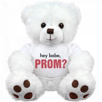 Prom Plush
