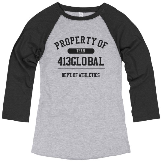Property of 413G Unisex