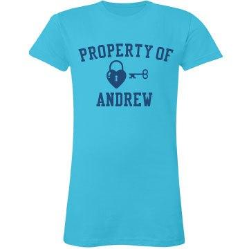 property of andrew