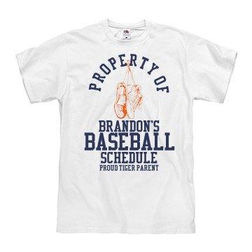 Property of Baseball