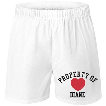 Property of Diane