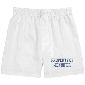 Property of Girlfriend