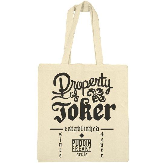 Property of Joker Established