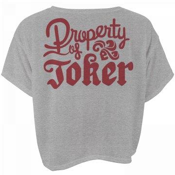 Property Of Joker Jersey