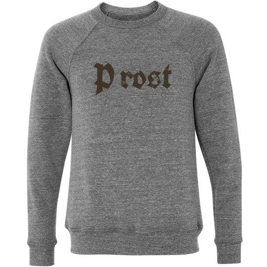 Prost unisex sweatshirt