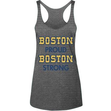 Proud Boston Pride