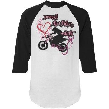Proud dirt bike mimi
