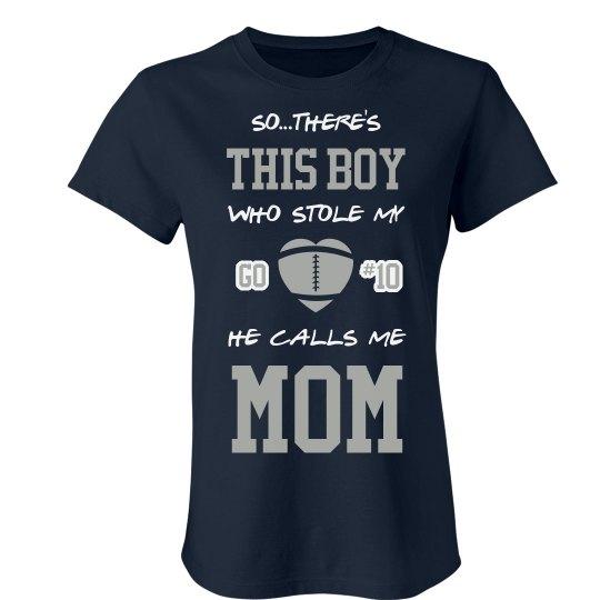Proud Football Mom