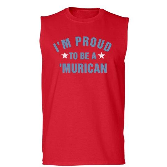 Proud 'Murican Tank
