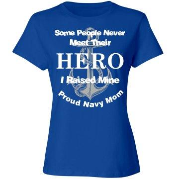 Proud Navy Mom