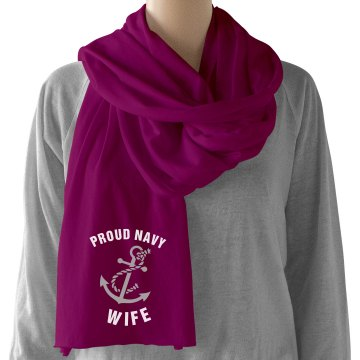 Proud Navy Wife