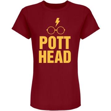 Proud Pott Head