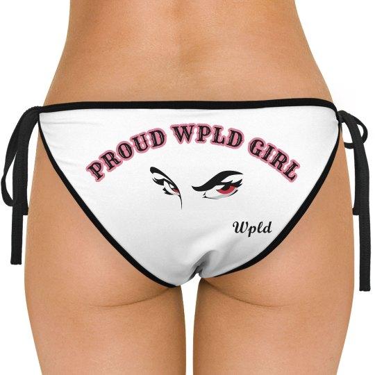 PROUD WPLD GIRL