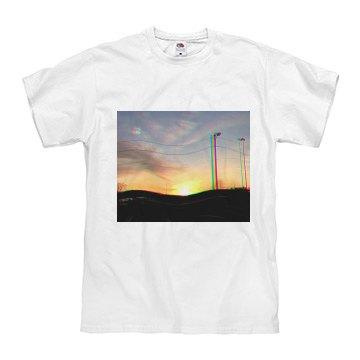 Psychedelic Sunrise Tshirt