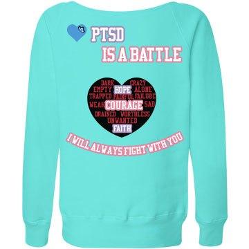 PTSD Women's Sweater