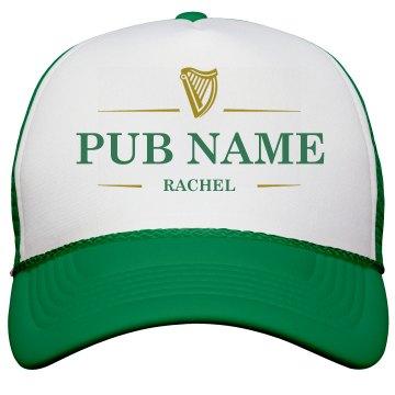 Pub Business Staff Hat