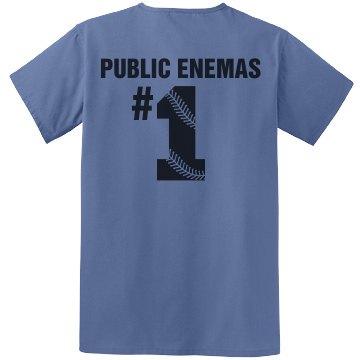 Public Enemas Softball