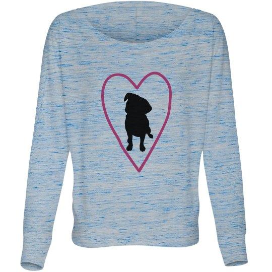 Pug Love Sweatshirt