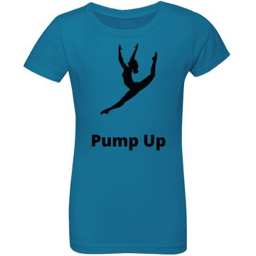 Pump up for Girls