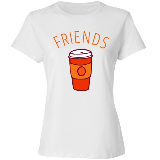 Pumpkin Spice Latte Best Friends