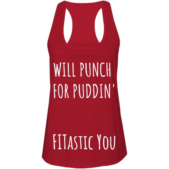 Punch for Puddin'