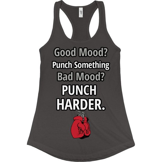 Punch Harder