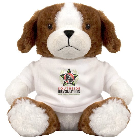 Puppy Southside Plushie