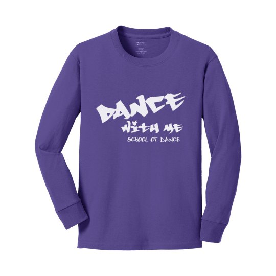 Purple Dance With Me Youth