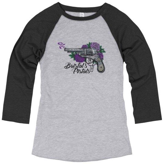 Purple Pistol Shirt
