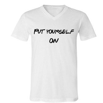 Put yourself on