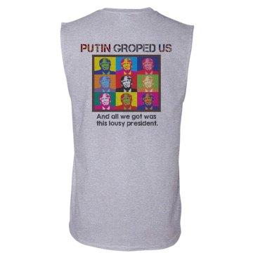 Putin Groped Us 2