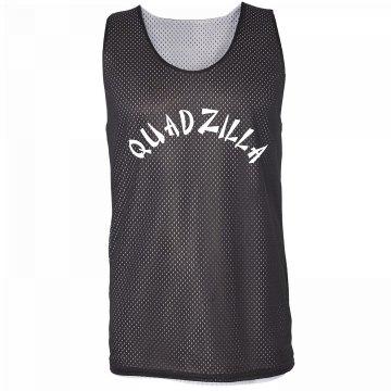 QUADZILLA Men's Performance Tank
