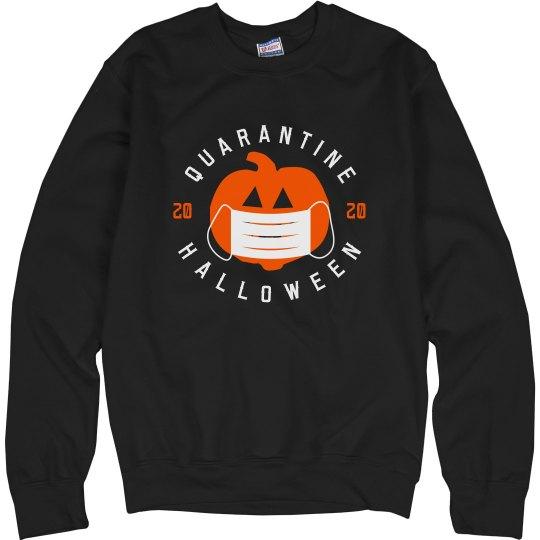 Quarantine Halloween Sweater