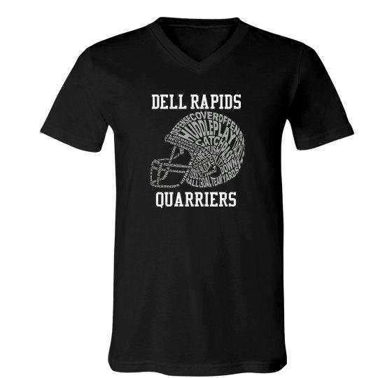 Quarrier Football T-shirt