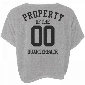 Quarterback's Girlfriend