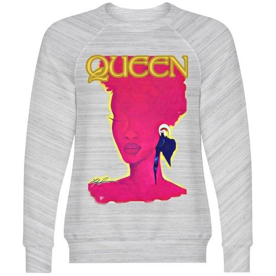 queen HEATHERED
