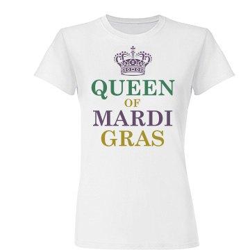 Queen Of Mardi Gras