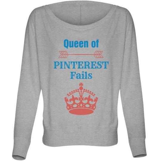 Queen of Pinterest Fails